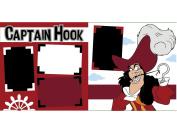 """Captain Hook"" Scrapbook Kit"