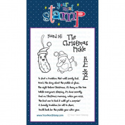 Your Next Stamp Clear Stamps 10cm x 15cm The Christmas Pickle