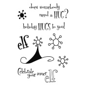 MSE My Sentiments Exactly Clear Stamps 10cm x 15cm Sheet Inner Elf