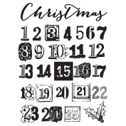 Prima Marketing - Clear Stamps 2 - A Victorian Christmas