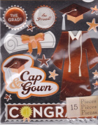Congrats Graduation Stickers - K & company Life's Little Occasions High School