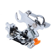 Yosoo Ruffler Sewing Machine Presser Foot for All Low Shank Singer Brother, Babylock,new Home, Janome, Kenmore, Bernina, Bernette Pfaff Husqvarna Juki Feet for Gathering, Pleats and Ruffles