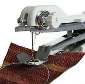 FD1936 Portable Sew Quick Hand-held Stitch Clothes Sewing Machine ~WITH BOX~ G