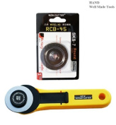 45MM ROTARY CUTTER + 45MM BLADE, Get The Deal!