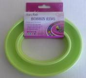 Sew Mate Bobbin Ring Bobbin Holder~Green