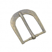 "Bluemoona 5 PCS - 1.5"" 50mm Leather Purpose Strap Buckle Die Belt handbag purse bag"