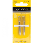Brand New Chenille Hand Needles-Size 18 6/Pkg