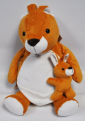 EB Embroider Kerry Kangaroo 41cm Embroidery Stuffed Animal
