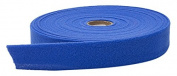 Pearl 2.5cm Centrefold Quilt Binding, Brushed, 25 yd, Indigo