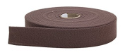 Pearl 5.1cm Fold In Half Quilt Binding, Brushed, 25 yd, Chocolate