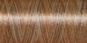Sulky Of America 60wt Variegated Polylite Thread, 1650 yd, Creamy Toffee