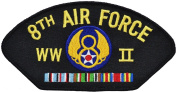 8th Air Force WWII Hat Patch