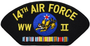 14th Air Force WWII Hat Patch