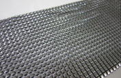 1 Metre 120mm Acrylic Diamond Crystal Rhinestone Mesh Trim Good Crafted DIY Ideas