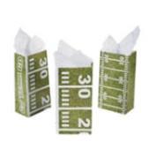 Football Field Treat Bags (One Dozen)Party Supplies/Tailgating/TreatBags/Party favours