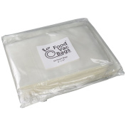 100 Bags! 47.3l and 189.3l FoodVacBags for Foodsaver and other Vacuum Sealer Machines