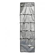 TOOGOO(R) 22 Pockets Over Wall Door Hanging Bag Shoe Rack Storage Organiser Holder