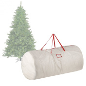 Elf Stor Premium White Holiday Christmas Tree Storage Bag Large For 2.7m Tree