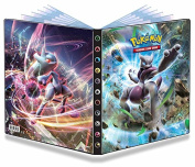 Ultra Pro Pokemon Card 9 Pocket Binder Album Portfolio Breakthrough Featuring Mega Mewtwo X & Y