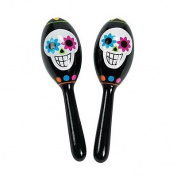Day of the Dead Maracas ~24 pack