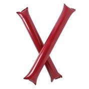 Burgundy Boom Sticks