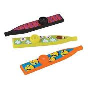 Halloween Kazoos 2 units