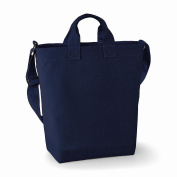 BagBase Canvas Day Bag