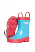 Target Dry Flutterby Girls Cotton Lined Rubber Wellies