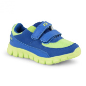 New Girls Boys Kids Casual Running Walking Velcro Strap Sports Trainers Shoes UK Sizes