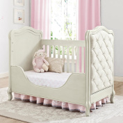 Bertini Tinsley Toddler Bed Conversion Kit - Antique White