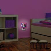 Home Kids Bedroom Disney Frozen LED Wall Art Night Light Lamp Decor Dorm Girls