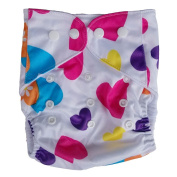 DZT1968(TM) Baby Nappy Nappy Printing Leakage Proof Reusable Lot Washable Cloth
