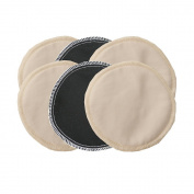 Itzy Ritzy Washable Nursing Pads Set, Colours May Vary