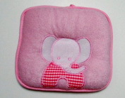 eConn Bear Head Protection Pillow for Babies --- Pink