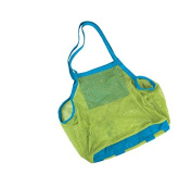 Melife® Mesh Beach Tote Bag - Good for the Beach Family Children Play