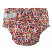 Teen / Adult Cloth Nappy - Autumn Harvest