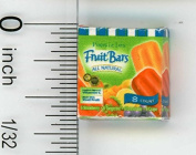 Dollhouse Miniature Fruit Bars by Cindi's Mini's