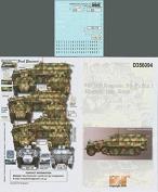 Echelon 1:35 WWII LSSAH Sd.Kfz 251/7 Ausf C Kharkov,Italy,Kursk #D356094