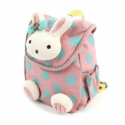 PG Children boys girls cute rabbit school bag anti-lost backpack kids kindergarten bag