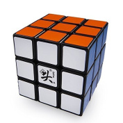 DaYan 5 ZhanChi 3 x 3 x 3 Speed Cube Black Puzzle