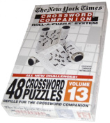 The New York Times Crossword Companion Roll-a-puzzle System Volume 13