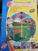 Super Basketball Sport Set Childrens Toddler Portable Action