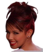 New Style Hair Extension Scrunchie Up Do Down Do Spiky Twister