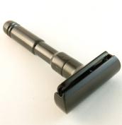 Strong Durable Double Edge Saftey Razor - Polished Ebony