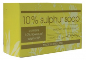 8X 100G 10% Sulphur Soap