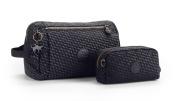 Kipling Toiletry Bag, Plover Black (Black) - K17149L01