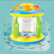 Beby Dream Sea Paradise with Pacify Music Sweet Lightshow projector children toys