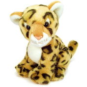 25cm Leopard Cub Soft Toy - Suitable for all ages