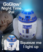 GoGlow Star Wars R2D2 Light Up Plush Toy