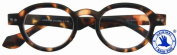 "I NEED YOU Reading Glasses 3.5 Diop. Model ""reading"" DOKTOR2 Top-Havana"